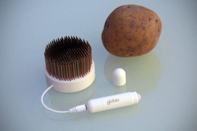 Globio UG Potato-powered Home Security System
