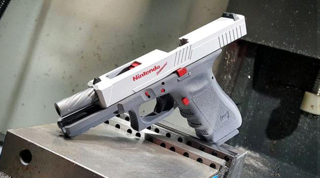 Glock 'NES Zapper' Pistol by Precision Syndicate LLC