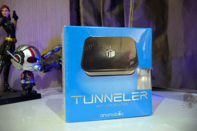 Anonabox Tunneler WiFi VPN Router Review