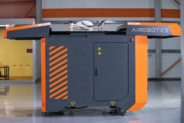 Airobotics Automated Industrial Drones