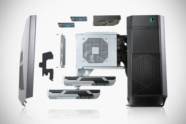 Alienware Aurora Mid-tower Gaming PC