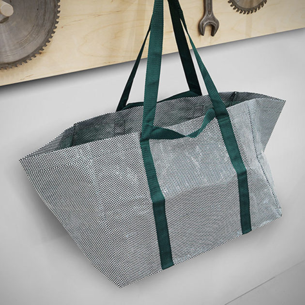 Ikea Frakta Bag Redesigned by Danish Design Studio Hay