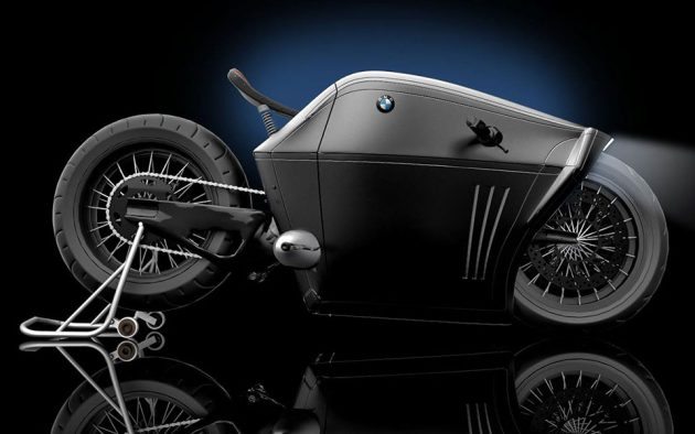 BMW Radical Concept Motorcycle