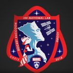 Marvel Teamed Up NASA, Puts Groot And Rocket On CASIS Mission Patch