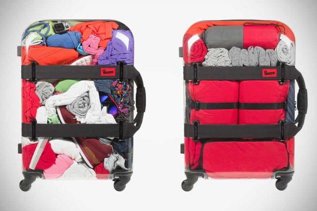 Crumpler Vis-A-Vis Transparent Suitcase