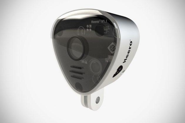Guzu HEERO Remote Monitoring Camera