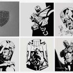 If You Love Art, You Will Dig The Limited Edition Judge Dredd Letterpress Set