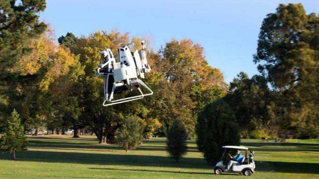 Oakley Bubba Watson Jetpack Golf Cart