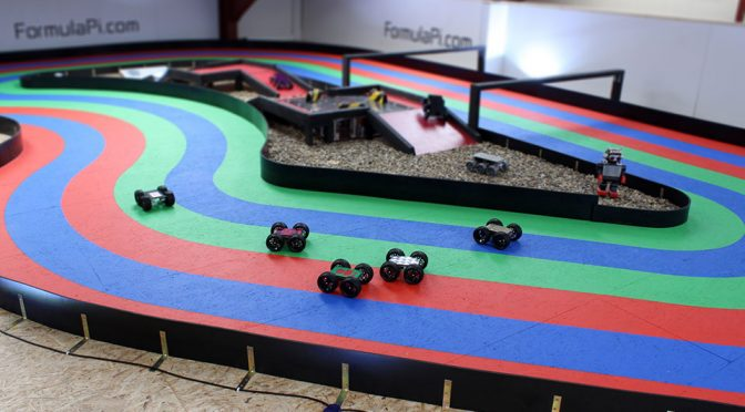 Formula Pi: It Is Like Formula 1 Racing, Only Scaled And 100% Geeky