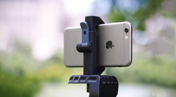 The New Glif: Tripod Mount For Smartphones Perfected