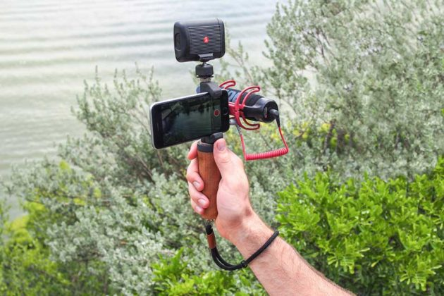 Redesigned Glif Tripod Mount for Smartphones