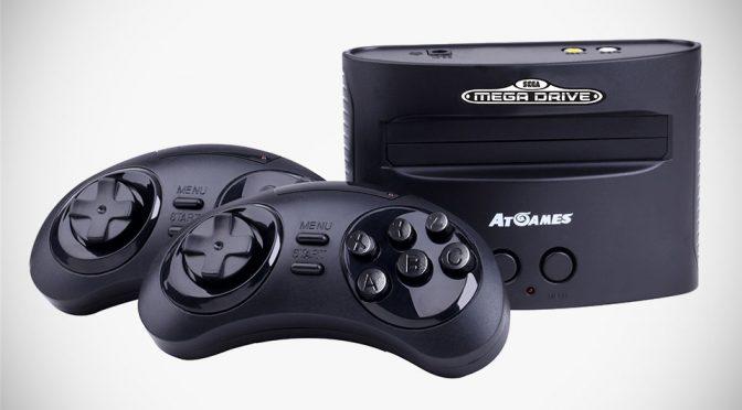 Sega Mega Drive Mini Game Console