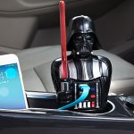 Darth Vader USB Car Charger: Luke, Your Father Is Now A Charging Device