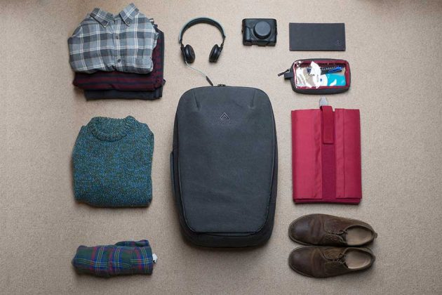 The Arcido Carry-on Travel Bag