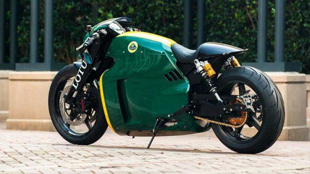 2014 Lotus C-01 Motorcycle at Mecum Auctions