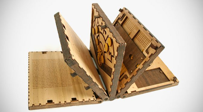 Codex Silenda: The Book of Puzzles by Brady Whitney