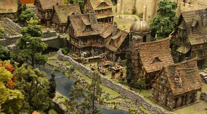 Stunning <em>D&D</em> Diorama Looks Like Graphics Straight Out Of A Video Game