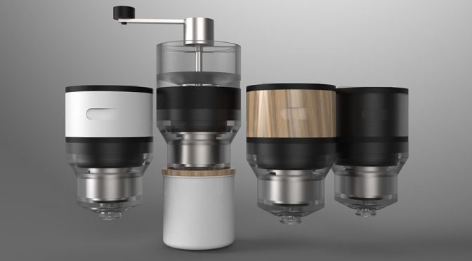 Well, What Do You Know? Even Coffee Press Has Gone Modular