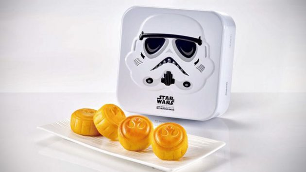 Hong Kong Mei Xin Star Wars Mooncakes