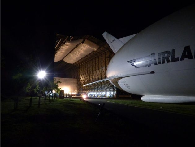 Hybrid Air Vehicles Airlander 10 Airship