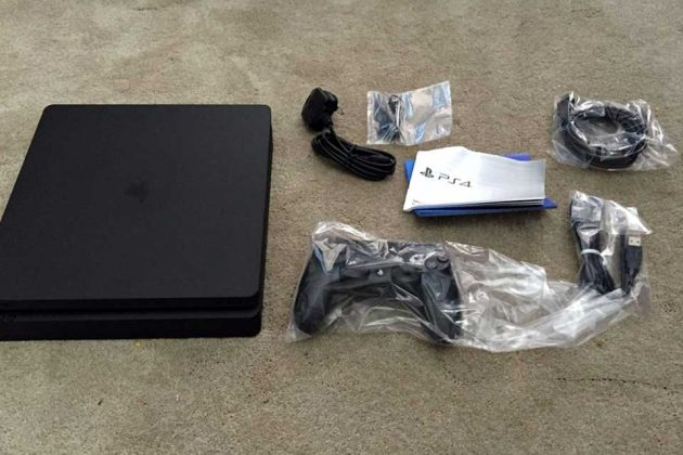 Leaked Playstation 4 Slim Appeared On Auction Site