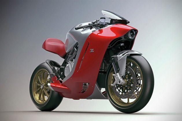 MV Agusta-Zagato F4Z Concept Motorcycle