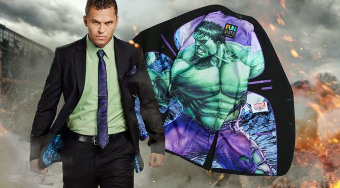 This Incredible Hulk Secret Identity Suit Hides A Smashing Secret Within