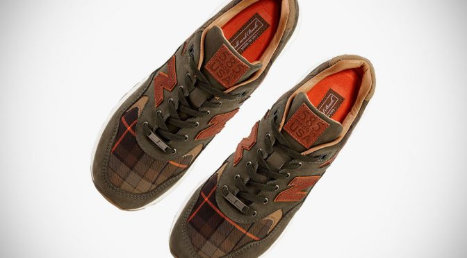 New Balance x Ball and Buck Made In USA 585