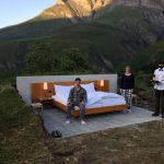 Believe It Or Not, This Double Bed On The Mountain Is A Hotel Room