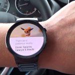 <em>Pokémon Go</em> Detector On Android Wear Lets You Catch Em'all Like A Pro