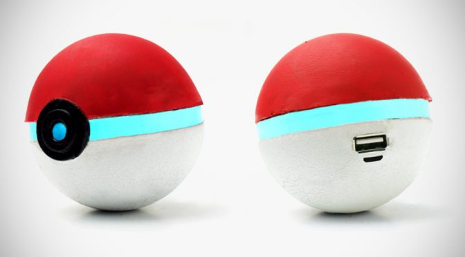 You Can Throw This Real Pokéball To Catch Pokémon On <em>Pokémon Go</em>