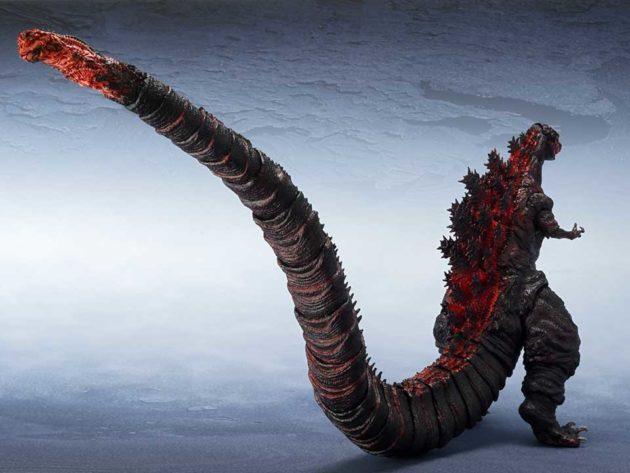S.H. MonsterArts Shin Godzilla 2016 Action Figure