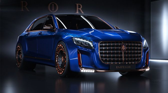 Scaldarsi Motors Emperor I Custom Luxury Sedan