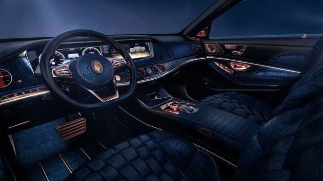 Scaldarsi Motors Emperor I Custom Luxury Sedan