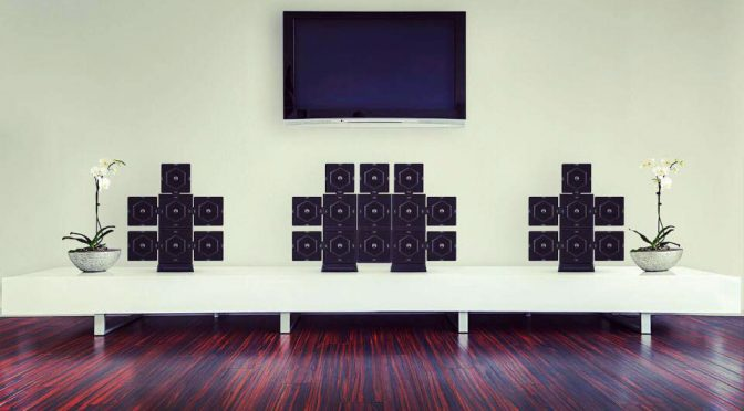 Sonic Blocks Modular Wireless Speaker System