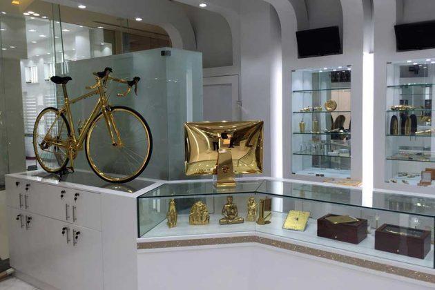 Goldgenie Luxury Store Opens in iMall, UAE