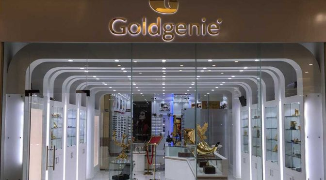 Goldgenie Opens First Luxury Retail Store In UAE