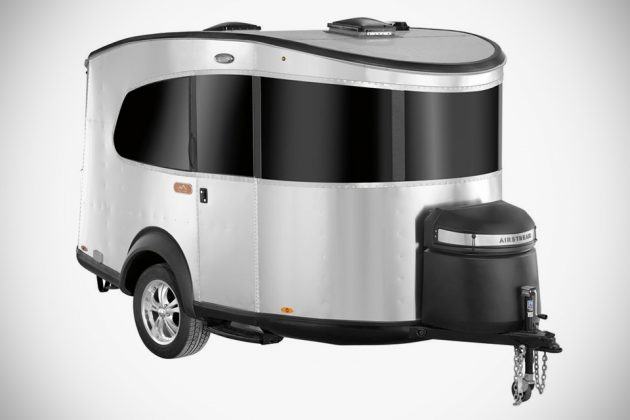 Airstream Basecamp Camper Trailer