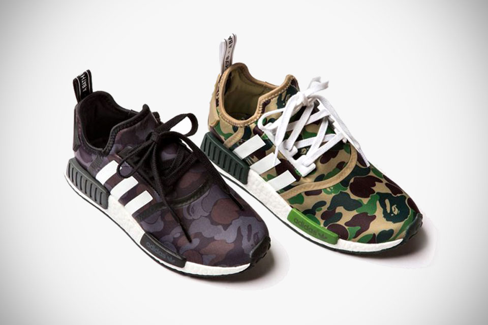 Bape And Adidas Joined Hands To Create These Awesome Camo