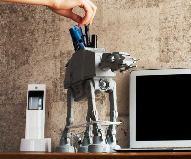 Bandai AT-AT Multi Stand Desk Tidy