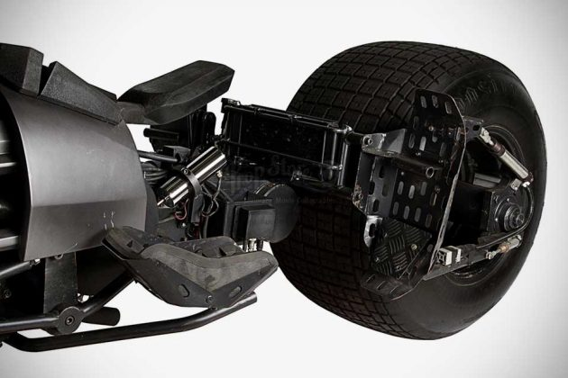 Batpod Motorcycle From The Dark Knight Rises
