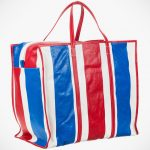 Balenciaga's Interpretation Of Iconic Red-White-Blue Bag Cost A Cool $2,000