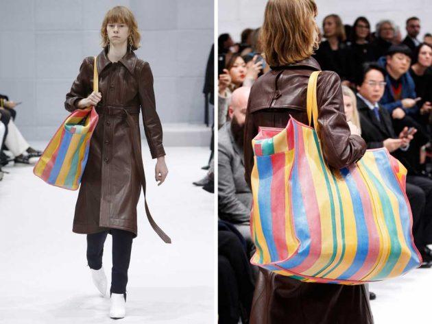Cabas Shopper Bag by Balenciaga