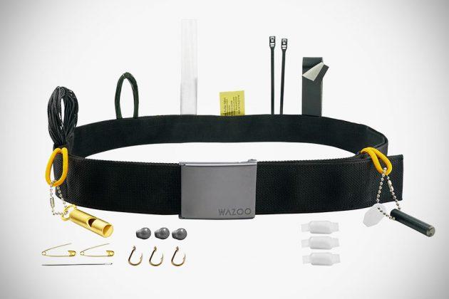 Cache Belt by Wazoo Survival Gear