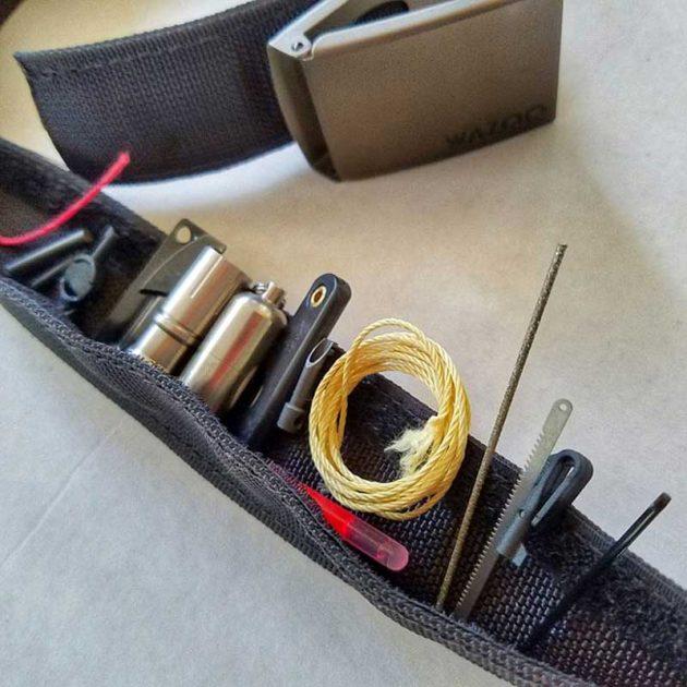 how to break in a new belt