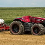 Case IH Autonomous Farming Tractor Concept Is The Future Of Farming