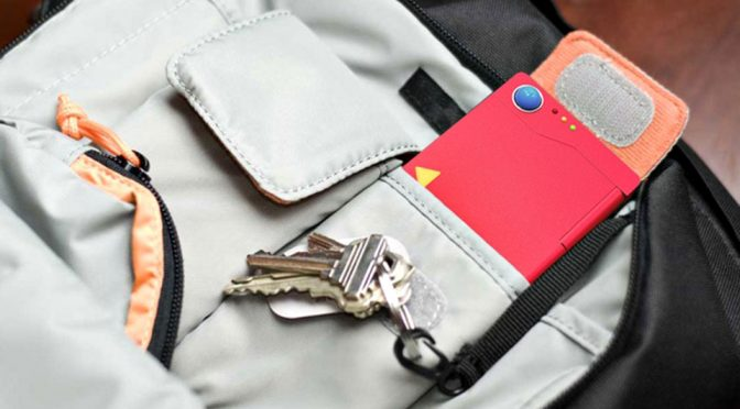 Chargemander Pokédex-style Battery Case for Smartphone
