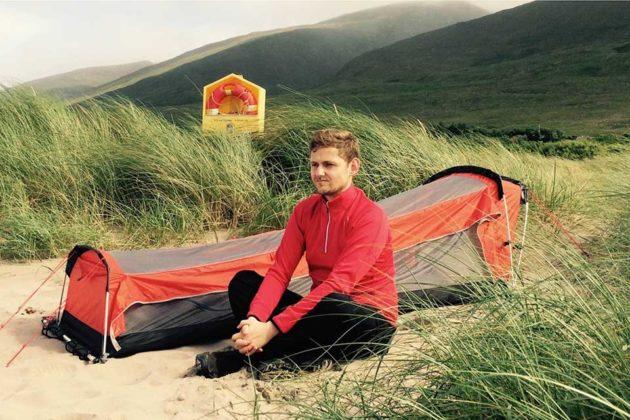 Crua Hybrid Tent and Hammock Hybrid  sc 1 st  MIKESHOUTS & Crua Hybrid: Itu0027s A Tent A Hammock An Air Mattress And A ...