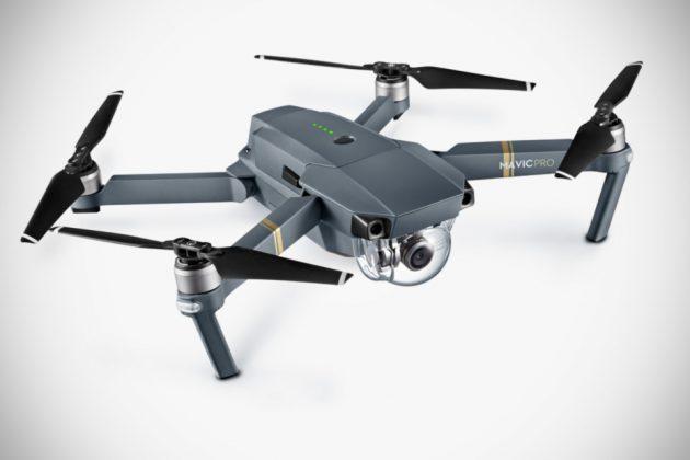 DJI Mavic Pro Aerial Imaging Drone
