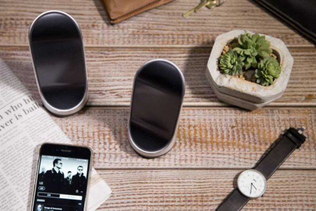 DUOECHO Hi-Fi Bluetooth Stereo Speaker